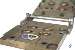 Compression mold